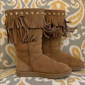 7c5a675d9408 Jimmy Choo   Ugg Sora Mid calf boot- size 6